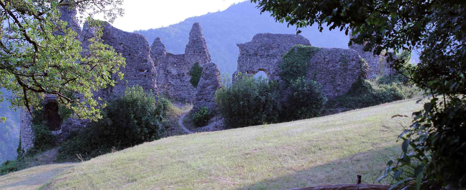 Montessoro, vista sito